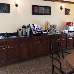 GAEcono Lodge Breakfast Area
