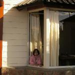 sophia Basso en el boungalows los alamos ( dina huapi )