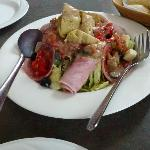 The Antipasto Salad