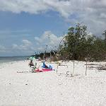 Lovers Key Beach (that you have to drive to)