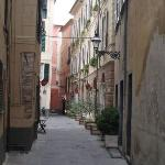 Streets of Albenga