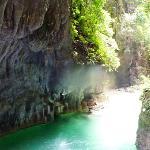 River-climbing