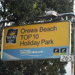 Orewa Beach Top 10 Gate