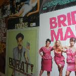 Great Posters on the walls of all your favourite movies