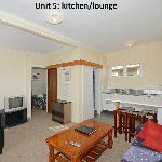 Unit 5: two bedroomed unit