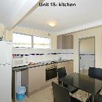 Unit 15: kitchen