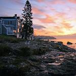 Photo of Bluefin Bay on Lake Superior