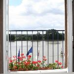 Seine Reiver View From Guest Room