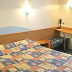 Chambre standard hotel deltour rodez