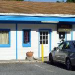 PANorth Ridge Motel Gettysburg Exterior