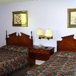 PANorth Ridge Motel Gettysburg Bed
