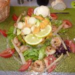 nog een salade