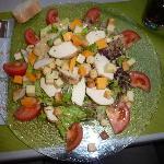 salades in la Acacia