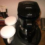 Room coffee maker