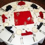 SDKings Inn Hotel CCPierre Banquet Table