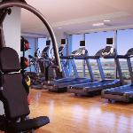 Spa Fitness Fitness Room