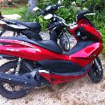 Excellent Honda PCX 125 Scooter