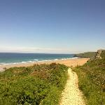 Watergate Bay - only a 15 minute walk or 2 minute drive away