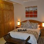 Luxury self catering room