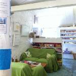 Inside the Apple Tree Cafe