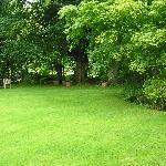 Garden at Grasmere Hotel