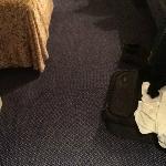 shabby rugs