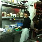 the Chef Saloua!!!