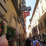 Hotel from main street.