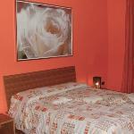 Suite Gialla - camera da letto