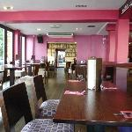 Cinnabar Cafe, Bar and Grill 56-58 Old Town High Street, Stevenage SG1 3EF