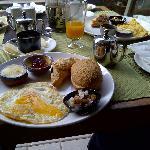 Cafe Swotha Breakfast