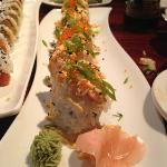 Hot Wenatchee Roll