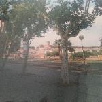 Castillo desde el Cuartel RACA 41 Marques de la Ensenada