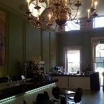 Cafe in the Assembly Rooms, Bath