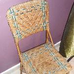 Most comfortable chair in establishment