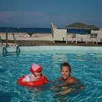 piscina - mare