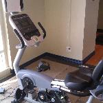 Inop Recumbant Bike