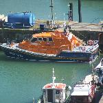 New lifeboat just arrived on station