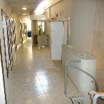 коридор на 2-м этаже