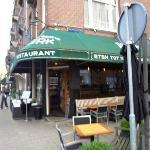 Brasserie Bark - Outside