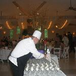 Grouse Nest Restaurant at the resort caters weddings and other functions.
