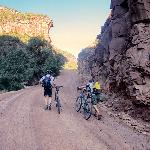 John Brown Canyon - tough going!