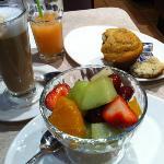breakfast at morning star