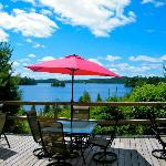Dunlop Lake view