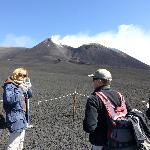 Etna trip with Davide