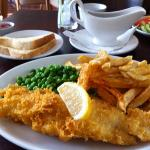 great fish and chips indeed!