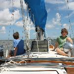 Sailing with Steve