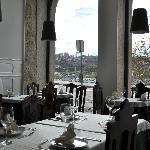 Sala com vista para o Rio Douro