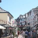 Shops in Lynmouth!
