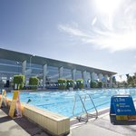 50m Outdoor Lap Pool